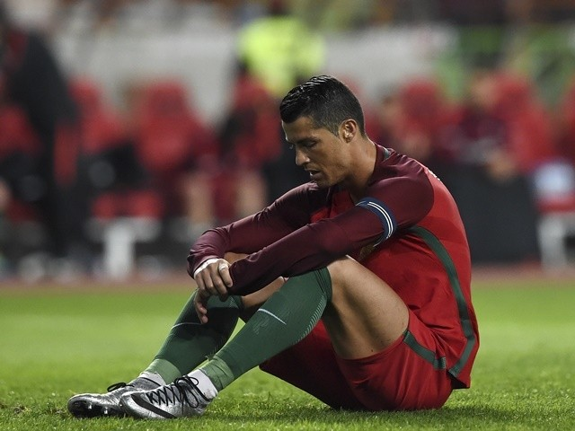 Image result for Ronaldo not considering Portugal retirement
